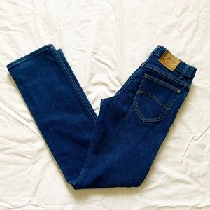 Vintage 70s/80s Lee Genuine Jeans